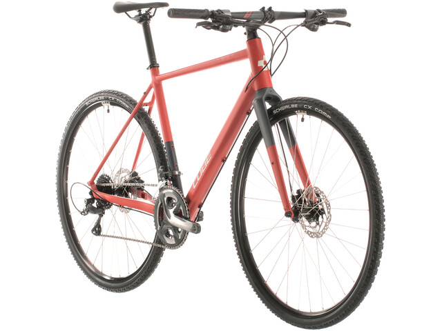 Cube SL Road red/grey